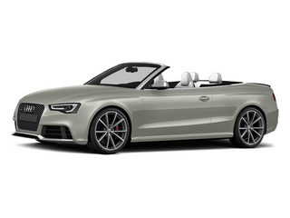Prism Silver Crystal 2013 Audi RS 5 Pictures RS 5 Conv 2D RS5 AWD V8 photos front view