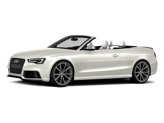 Ibis White 2013 Audi RS 5 Pictures RS 5 Conv 2D RS5 AWD V8 photos front view