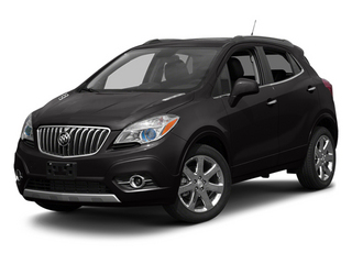 Carbon Black Metallic 2013 Buick Encore Pictures Encore Utility 4D AWD I4 Turbo photos front view