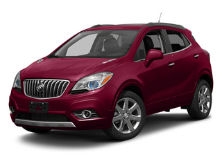 Ruby Red Metallic 2013 Buick Encore Pictures Encore Utility 4D AWD I4 Turbo photos front view