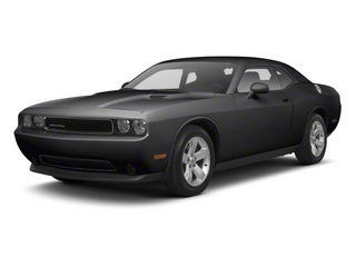 Black 2013 Dodge Challenger Pictures Challenger Coupe 2D SRT-8 Core V8 photos front view