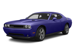 Plum Crazy Pearl 2013 Dodge Challenger Pictures Challenger Coupe 2D R/T V8 photos front view
