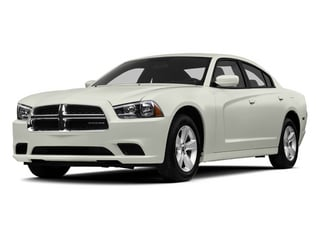 Bright White 2013 Dodge Charger Pictures Charger Sedan 4D SE AWD V6 photos front view