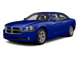 Daytona Blue Pearl 2013 Dodge Charger Pictures Charger Sedan 4D R/T V8 photos front view