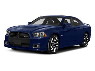 Jazz Blue Pearl 2013 Dodge Charger Pictures Charger Sedan 4D SRT-8 V8 photos front view