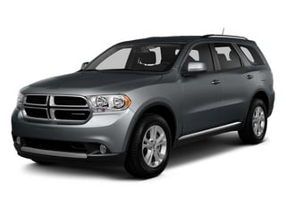 Maximum Steel Metallic 2013 Dodge Durango Pictures Durango Utility 4D Crew 2WD photos front view