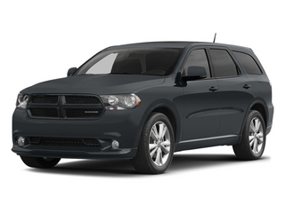 Maximum Steel Metallic 2013 Dodge Durango Pictures Durango Utility 4D Citadel AWD photos front view