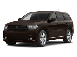 Rugged Brown Pearl 2013 Dodge Durango Pictures Durango Utility 4D Citadel AWD photos front view