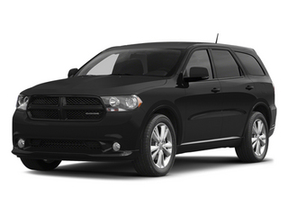 Brilliant Black Crystal Pearl 2013 Dodge Durango Pictures Durango Utility 4D Citadel AWD photos front view