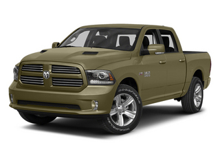 Prairie Pearl 2013 Ram Truck 1500 Pictures 1500 Crew Cab Tradesman 2WD photos front view