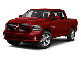 Deep Cherry Red Crystal Pearl 2013 Ram Truck 1500 Pictures 1500 Crew Cab Tradesman 2WD photos front view