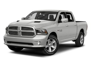 Bright Silver Metallic 2013 Ram Truck 1500 Pictures 1500 Crew Cab Tradesman 4WD photos front view