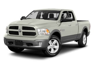 Bright White 2013 Ram 1500 Pictures 1500 Quad Cab Sport 4WD photos front view