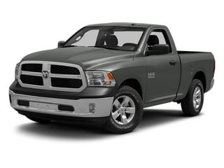 Mineral Gray Metallic 2013 Ram Truck 1500 Pictures 1500 Regular Cab Express 4WD photos front view