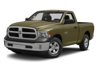 Prairie Pearl 2013 Ram Truck 1500 Pictures 1500 Regular Cab Express 4WD photos front view