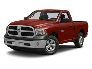 Copperhead Pearl 2013 Ram Truck 1500 Pictures 1500 Regular Cab HFE 2WD photos front view