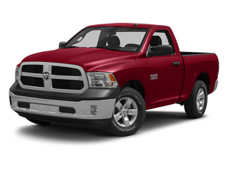 Deep Cherry Red Crystal Pearl 2013 Ram Truck 1500 Pictures 1500 Regular Cab Express 4WD photos front view