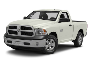 Bright White 2013 Ram Truck 1500 Pictures 1500 Regular Cab Express 4WD photos front view