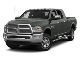 Mineral Gray Metallic 2013 Ram 2500 Pictures 2500 Mega Cab Limited 2WD photos front view