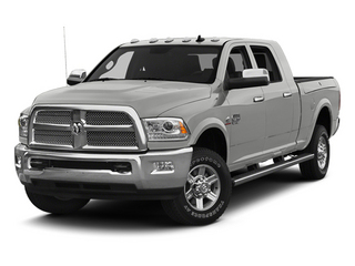 Bright Silver Metallic 2013 Ram 2500 Pictures 2500 Mega Cab Limited 2WD photos front view