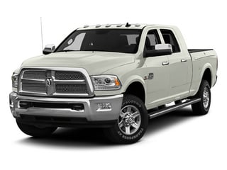 Bright White 2013 Ram 2500 Pictures 2500 Mega Cab Limited 2WD photos front view