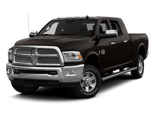 Black 2013 Ram 2500 Pictures 2500 Mega Cab Limited 2WD photos front view
