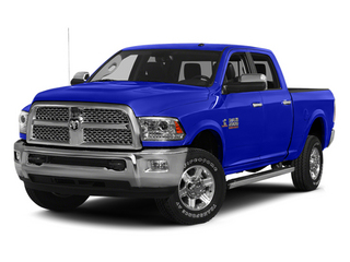 New Holland Blue 2013 Ram 2500 Pictures 2500 Crew Power Wagon Tradesman 4WD photos front view