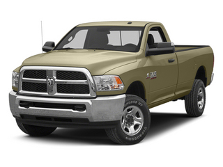 Prairie Pearl 2013 Ram 2500 Pictures 2500 Regular Cab SLT 2WD photos front view