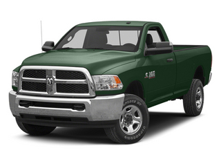 Timberline Green Pearl 2013 Ram 2500 Pictures 2500 Regular Cab SLT 2WD photos front view