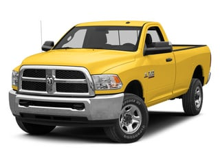 School Bus Yellow 2013 Ram 2500 Pictures 2500 Regular Cab SLT 2WD photos front view