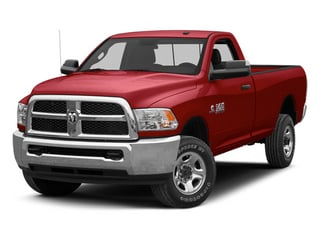 Deep Cherry Red Crystal Pearl 2013 Ram 2500 Pictures 2500 Regular Cab SLT 2WD photos front view