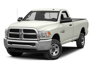 Bright White 2013 Ram 2500 Pictures 2500 Regular Cab SLT 2WD photos front view