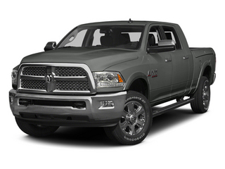 Mineral Gray Metallic 2013 Ram Truck 3500 Pictures 3500 Mega Cab Laramie 2WD photos front view
