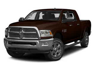 Western Brown 2013 Ram Truck 3500 Pictures 3500 Mega Cab Laramie 2WD photos front view