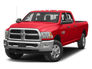Bright Red 2013 Ram Truck 3500 Pictures 3500 Crew Cab SLT 4WD photos front view