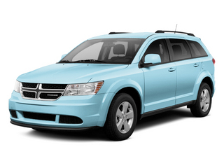 Winter Chill Pearl 2013 Dodge Journey Pictures Journey Utility 4D Crew AWD photos front view