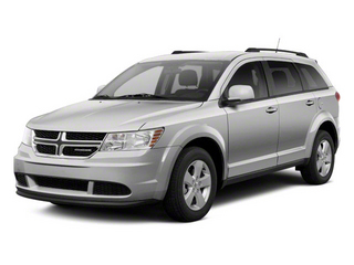 Bright Silver Metallic 2013 Dodge Journey Pictures Journey Utility 4D Crew AWD photos front view