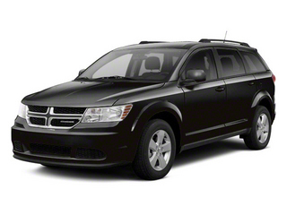 Brilliant Black Crystal Pearl 2013 Dodge Journey Pictures Journey Utility 4D Crew AWD photos front view