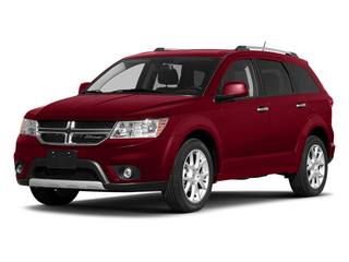 Brilliant Red Tri-coat Pearl 2013 Dodge Journey Pictures Journey Utility 4D R/T AWD photos front view