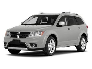 Bright Silver Metallic 2013 Dodge Journey Pictures Journey Utility 4D R/T AWD photos front view