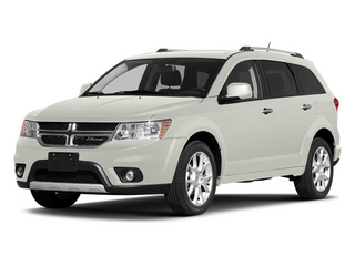 White 2013 Dodge Journey Pictures Journey Utility 4D R/T 2WD photos front view