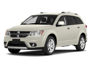 Pearl White Tri-coat 2013 Dodge Journey Pictures Journey Utility 4D R/T AWD photos front view