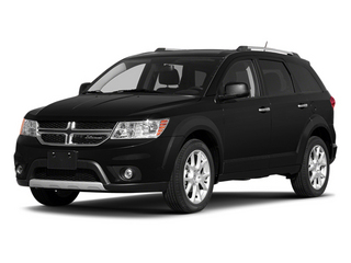 Brilliant Black Crystal Pearl 2013 Dodge Journey Pictures Journey Utility 4D R/T AWD photos front view