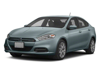 Winter Chill Pearl 2013 Dodge Dart Pictures Dart Sedan 4D GT I4 photos front view