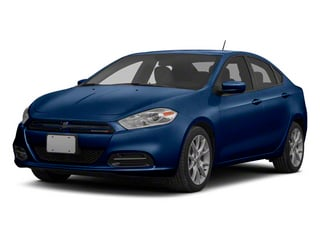 True Blue Pearl 2013 Dodge Dart Pictures Dart Sedan 4D GT I4 photos front view