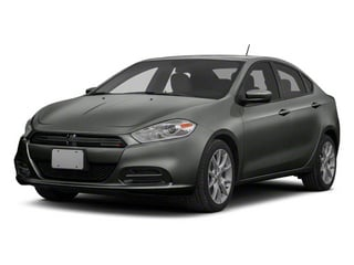 Tungsten Metallic 2013 Dodge Dart Pictures Dart Sedan 4D GT I4 photos front view
