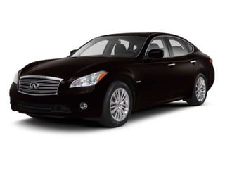Malbec Black 2013 INFINITI M35h Pictures M35h Sedan 4D V6 Hybrid photos front view