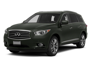 Emerald Graphite 2013 INFINITI JX35 Pictures JX35 Utility 4D AWD photos front view