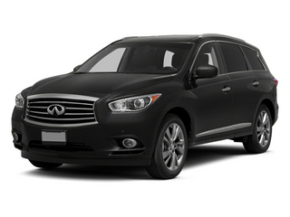 Black Obsidian 2013 INFINITI JX35 Pictures JX35 Utility 4D AWD photos front view