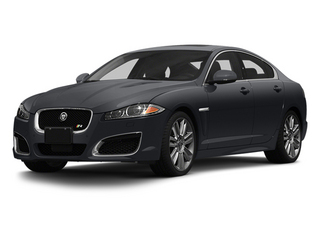 Stratus Grey Metallic 2013 Jaguar XF Pictures XF Sedan 4D XFR-S V8 Supercharged photos front view